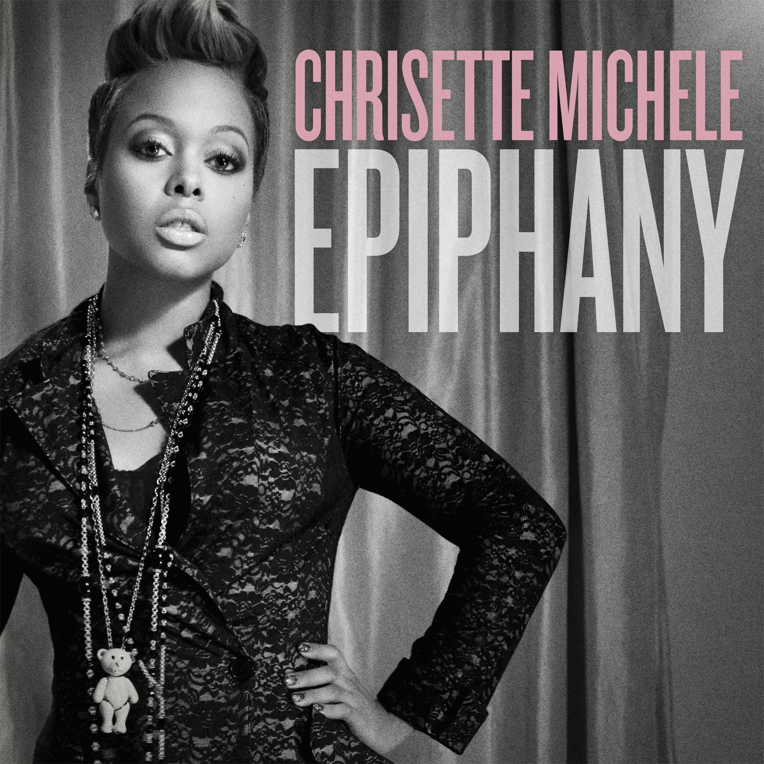 Chrisette Michelle - Epiphany Album Cover