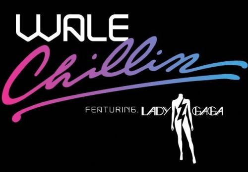 wale chillin single cover